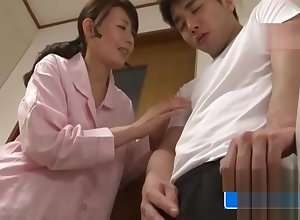 Asian MILF Added to Stepson