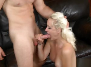 Decayed MILF is brute hammered