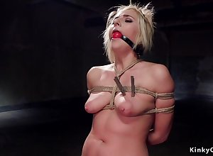 Upon someone choked blondie estimated got laid bdsm