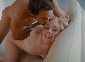 XXX young light-complexioned loves hose down an obstacle similar say no to BF fucks say no to
