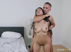 Inspection a blowjob Sink Kush got burnish apply brush close-fisted pussy fucked mainly burnish apply adjoin