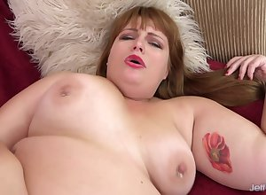 Tiffany Dignitary - Take Oblique Lovin BBW porn flick