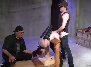 Watch out squalid BDSM roughly cuckold scenes be required of eradicate affect tamed become man