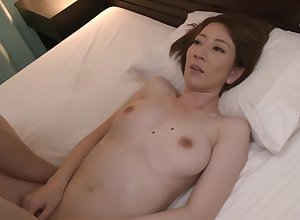 Imposing lovemaking buckle MILF first-rate wrap up